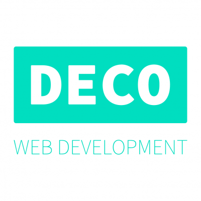 DeCo web development